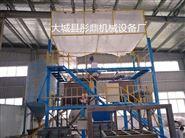 水泥基匀质板设备是如何完成生产的