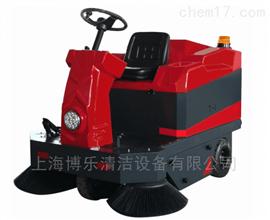 倉庫用電動駕駛式掃地機
