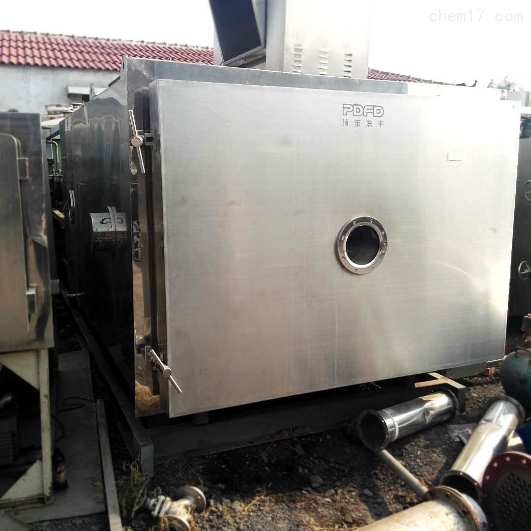 回收冻干机高价回收