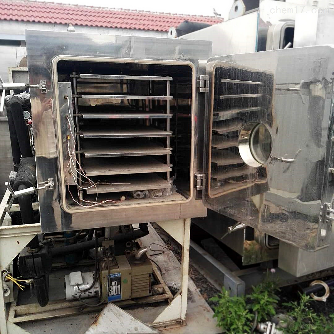 扬州药厂转让10平方二手真空冷冻干燥机