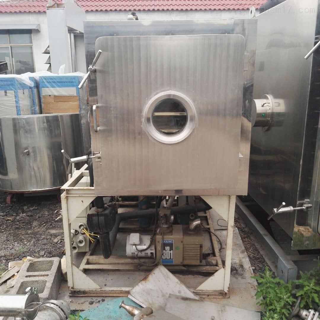 贵州药厂转让1.5平方二手真空冷冻干燥机