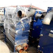 300平方二手不銹鋼板式換熱器清理方式