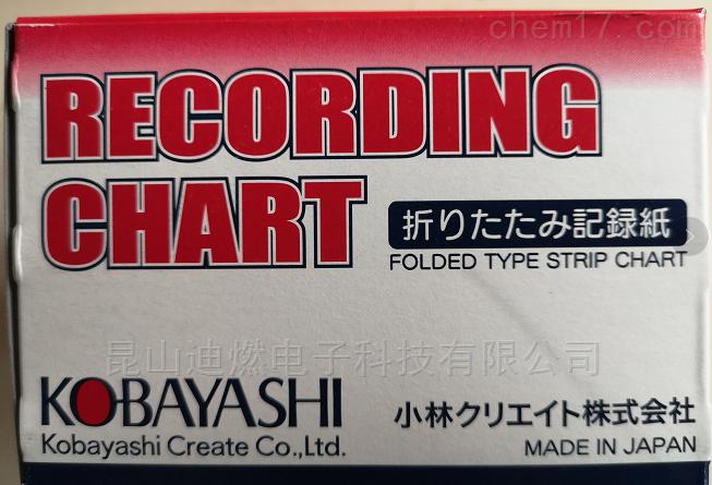 KOBAYASHI记录纸100-100-0200