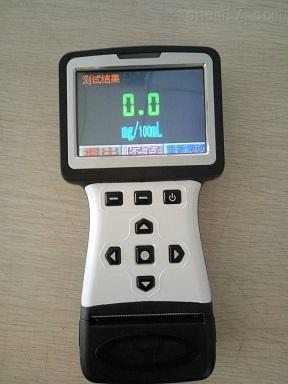 MC-F2XX9系列酒精测试仪
