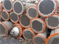销售二手310平方冷凝器提供物流配送