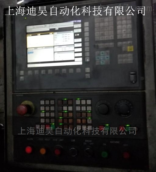 西门子840D系统X轴报25000编码器故障维修