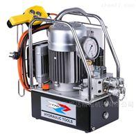 液压扳手泵 三级流量电动泵