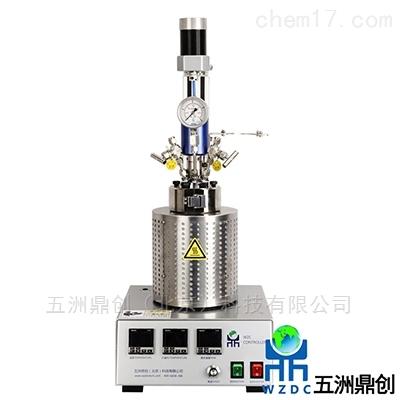 WZWZ系列实验室机械搅拌高压反应釜