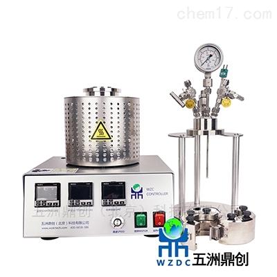 WZCN北京厂家-实验室定制聚合反应釜