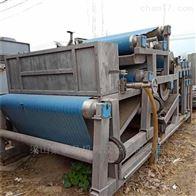 5-1000平方二手煤泥带式压滤机杭州二手销售市场