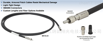 Thorlabs多模環形光纖束電纜:SMA到SMA