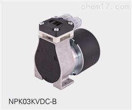 NPK 03 KVDC德国KNF微型气体柱塞泵