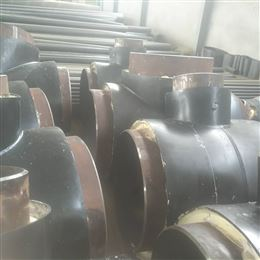 直埋式聚氨酯保溫管安裝工藝