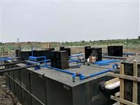 日处理100立方米生活污水处理设备