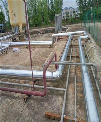燃气管道保冷施工、LNG管道深冷保温施工