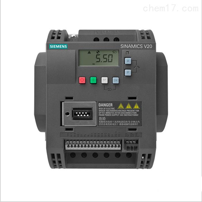 配备控制单元6SL3210-5BB22-2UV0模块