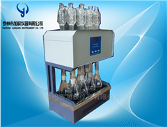 JQ-101X微晶COD智能回流消解仪(8孔)