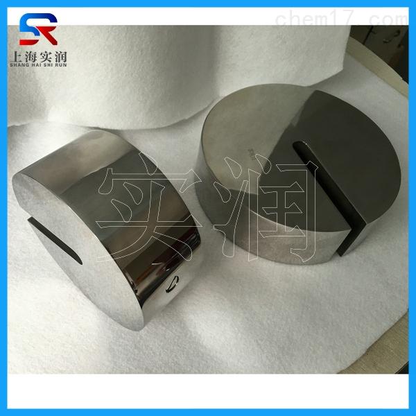 苏州不锈钢砝码厂-5kg圆形开口砝码价格