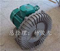 FB-7.55.5KW鋁殼防爆高壓鼓風機