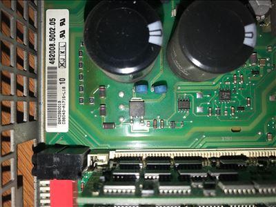 当天修好解决6SE70变频器按键P屏幕不了报警