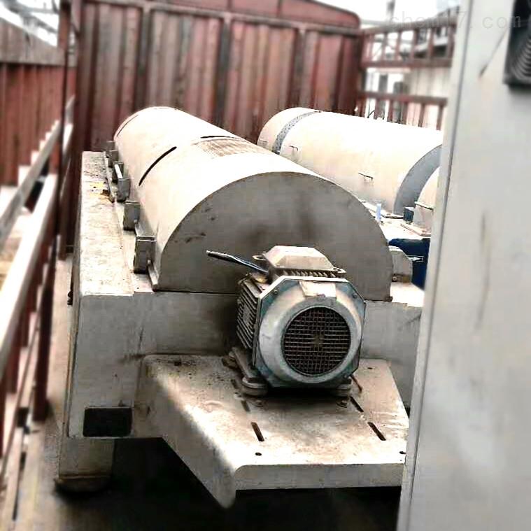 转让700型污水处理福乐伟二手卧螺离心机