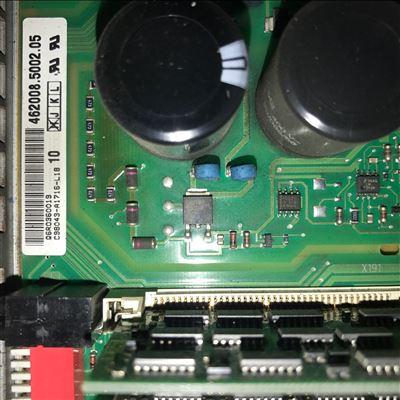 宁波西门子6SE7022-6EG60炸机维修