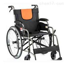 H062加强铝合金轻便手动轮椅车
