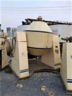 2000L二手双锥真空干燥机二手出售市场