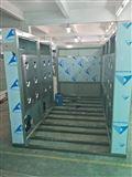JH-FLS-1200汕头食品车间不锈钢单人风淋室