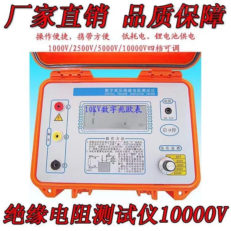 绝缘电阻测试仪 承试四级电力
