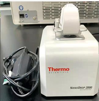 二手Thermo NanoDrop 2000超微量分光光度计