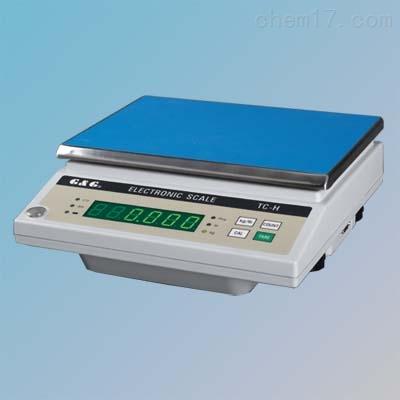 双杰TC15K-HA电子天平15kg/1g控制去皮归零