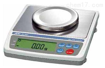 日本AND小型轻便电子天平EK-200i/0.01g