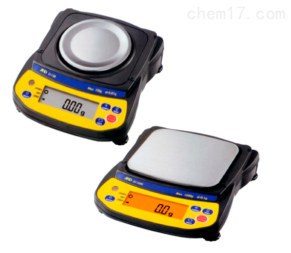 日本AND精密天平EJ-300/0.01g配防风罩