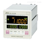 A/D高速轉換數字顯示器AD-4532B日本AND