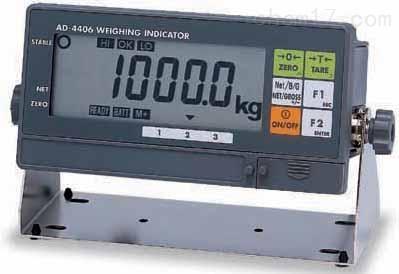 日本AND称重显示器AD-4406A模拟输出4-20mA