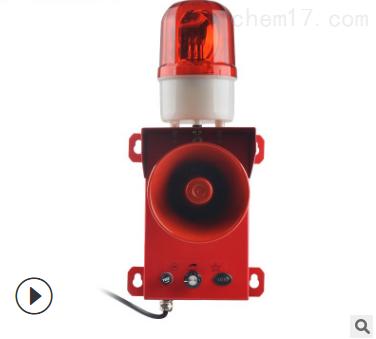 SXSG-07防爆声光电子蜂鸣器一体化报警器