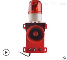 SXSG-07防爆聲光電子蜂鳴器一體化報警器