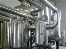 承做橡塑铝皮管道保温工程施工