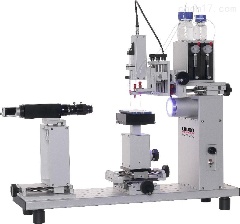 LSA200-视频接触角测定仪