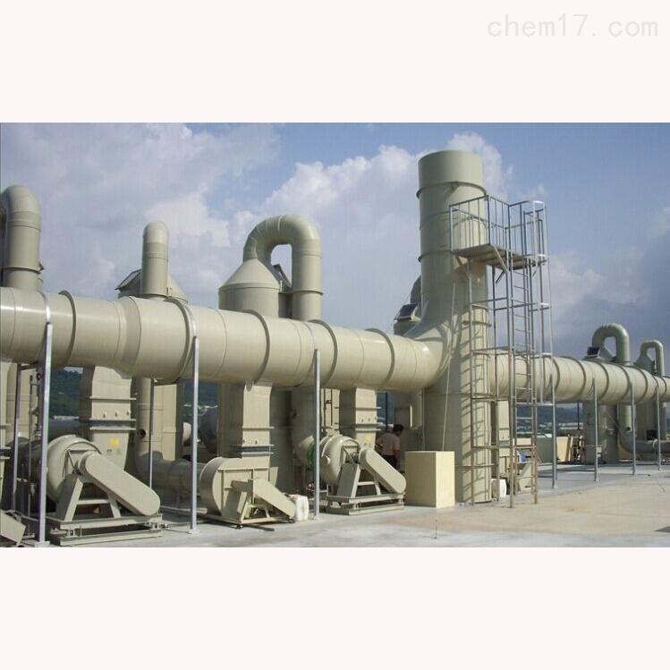 废气治理工程,废气治理成套设备