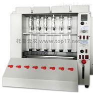 托普云農CXC-06粗纖維測定儀