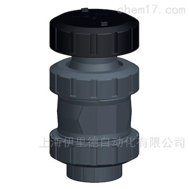 595 PVC-U型美国G+F执行器通风阀