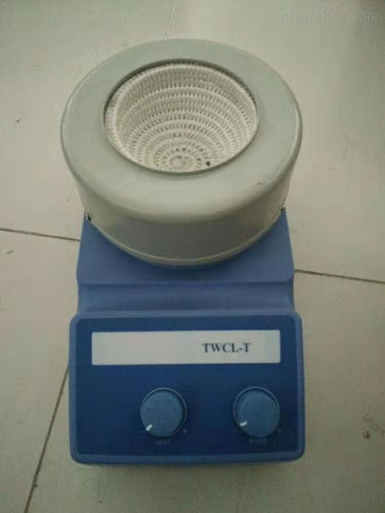 TWCL-T-1000ml调温型磁力搅拌器(电热套)
