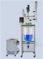 R-100双层玻璃反应釜
