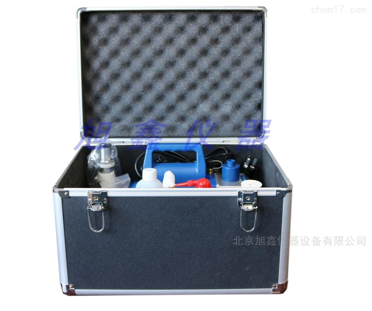 ST-1519便携式油液污染度测定仪
