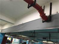 地下车库挡烟垂壁防火布价格/安装
