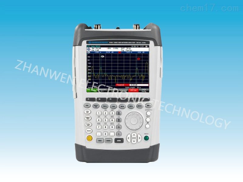 德国RS罗德与施瓦茨电缆与天线分析仪