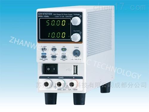 固纬GWINSTEK无风扇多量程直流电源供应器