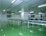HZD莒南食品厂净化通风风管工程安装